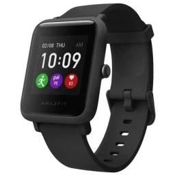 Título do anúncio: Smartwatch Amazfit Bip S A1821 - Preto