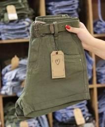 Título do anúncio: Shorts feminino country