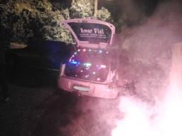 Carro de Tele memnsagem ao vivo-Curitiba