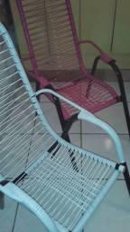 Reforma de Cadeiras de Area