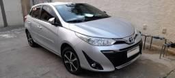 Título do anúncio: Abaixo da Tabela !! Toyota Yaris HB XS 1.5 AT carro de garagem .