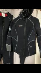 Vendo roupa de mergulho