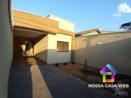 Título do anúncio: Vendo casa 106 M² com 3 quartos sendo 1 suíte em Residencial das Acácias - Goiânia - GO
