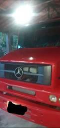 Caminhão MB1620 filé