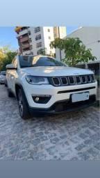 Jeep Compass 2018 na Garantia com pacote tech Longitude