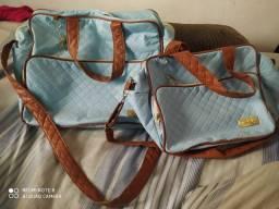 Vendo bolsa maternidade semi nova