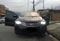 Título do anúncio: Somente troca Super Honda city 2010 automático lx 1.5 completo R$ 40 mil reais
