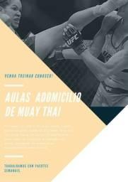 Título do anúncio: Aulas de Muay Thai