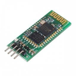 Título do anúncio: Módulo Bluetooth Serial RS232 HC-06 4 pinos - Realengo