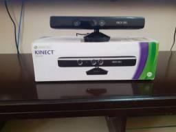 Kinect (Xbox 360) com pouco uso, em perfeito estado