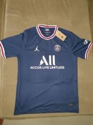 Título do anúncio: Camisa do PSG (Messi) (130$)
