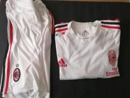 Título do anúncio: Conjunto original Adidas Milan