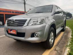 HILUX 2014/2015 2.7 SRV 4X2 CD 16V FLEX 4P AUTOMÁTICO