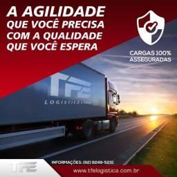 Título do anúncio: TFE Logística Transporte