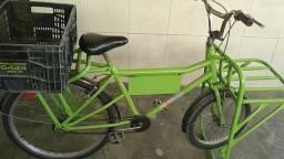 Título do anúncio:  Bicicleta de carga 800.00 reais