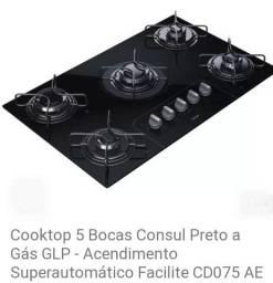 Título do anúncio: Fogão coktop