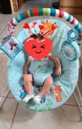 Título do anúncio: Cadeira de balanço baby