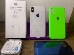 Título do anúncio: iPhone X - 64Gb 100% Bateria + Acessórios e Garantia