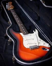 Fender Stratocaster American Standard 1996 Somos Loja Nfe