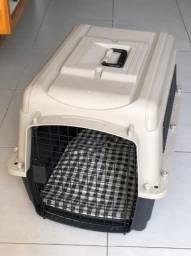 Caixa de Transporte para Cães Vari Kennel - Média - Novinha!!!