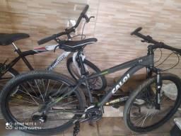Título do anúncio: Bicicleta Caloi aro 29 com freio hidráulico toda Shimano