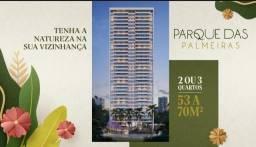 Título do anúncio: Apartamento com 3 quartos, 70 m², à venda por R$ 449.000