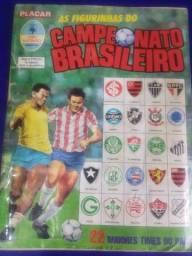Título do anúncio: Álbum de Figurinhas Campeonato Brasileiro de 1989