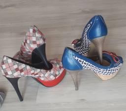 Sapatos R$ 30 o par