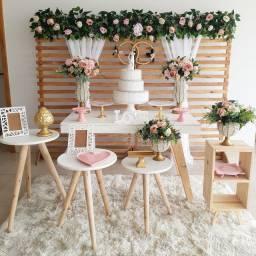 Título do anúncio: Decorações de casamentos, noivados e chá de panela