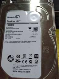HD desktop Seagate Pipeline 1000gb