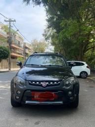 Título do anúncio: Fiat strada adventure 1.8 CD AUTOMÁTICO