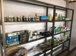 Móveis e produtos naturais