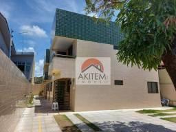Apartamento com 3 dormitórios à venda, 60 m² por R$ 294.990,00 - Bairro Novo - Olinda/PE