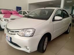 Título do anúncio: Toyota Etios 1.5 XLS SEDAN 16V FLEX 4P MANUAL