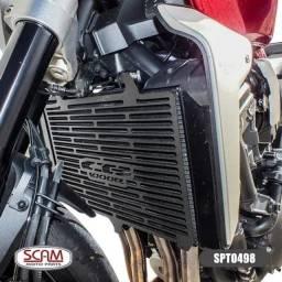 Protetor Radiador Honda Cb1000r 2019+ Spto498 Scam