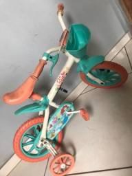 Título do anúncio: Bicicleta Infantil Aro 12 Nathor