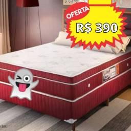 Cama Box Alta (60cm de Altura) - de R$ 590 por R$ 390