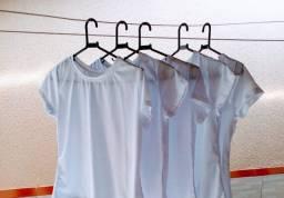 Título do anúncio: T-shirt feminina. 4,00