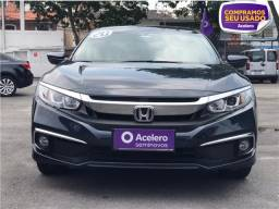 Honda Civic 2020 2.0 16v flexone ex 4p cvt