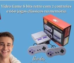 Vídeo game retrô