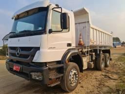 Título do anúncio: Caminhão Basculante Mercedes Benz - AXOR 2831 - 2012 ***Único dono