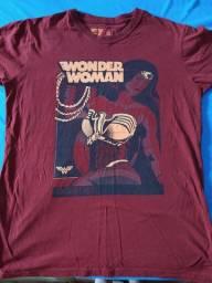 Título do anúncio: Camiseta Mulher Maravilha