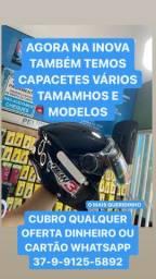 CAPACETES COM PREÇO DE ATACADO