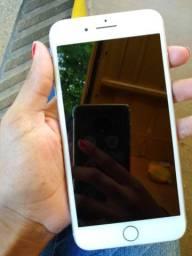 iPhone 8 Plus branco 256gb