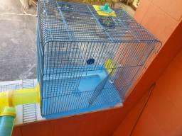 Gaiola Hamster 3 andares
