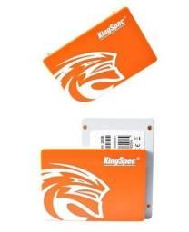 SSD KingSpec 128GB Novo Imperdivel