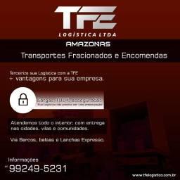 Título do anúncio: TFE Logística - Transporte de Carga