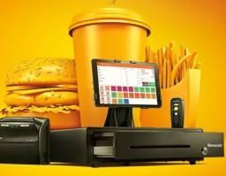 Sistema de caixa restaurantes, bares, foodtruck, cafeterias