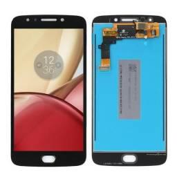 Tela Touch e Display Motorola Moto E4-E4 Plus