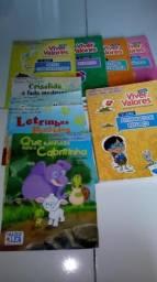 Kit de livros